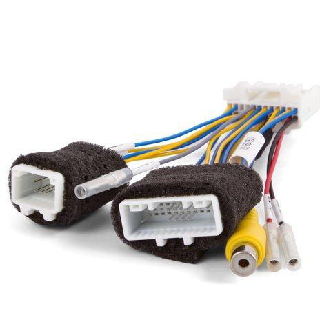 Кабель для під'єднання камери до монітора Nissan Connect 1 / 2 / 3 покоління (24036BG00A) Прев'ю 1