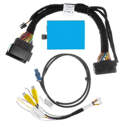 Front and Rear View Camera Connection Adapter for Porsche with PCM 4.0 system Preview 6