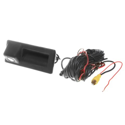 Rear View Camera for Audi A4L, A3 Preview 2