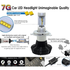 Car LED Headlamp Kit UP-7HL-9005W-4000Lm (HB3, 4000 lm, cold white) - Preview 4
