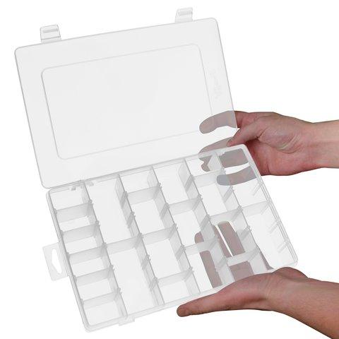 Касетниця для компонентів Pro'sKit 103-132D (275x177x42.5 мм) Прев'ю 2