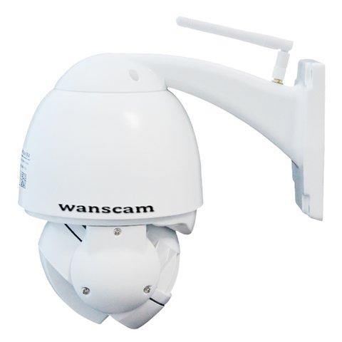 Безпровідна IP-камера спостереження HW0025 (720p, 1 МП) Прев'ю 4