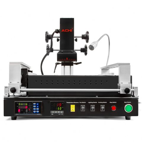Infrared Soldering Station ACHI IR-PRO-SC - Preview 3