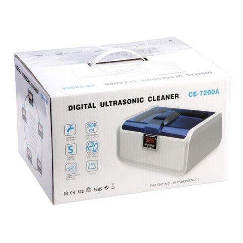 Ultrasonic Cleaner Jeken CE-7200A Preview 8