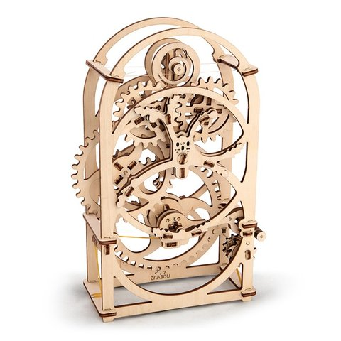 Mechanical 3D Puzzle UGEARS Timer Preview 4