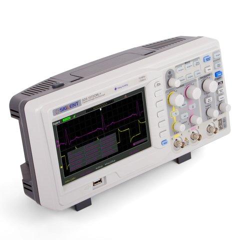 Digital Oscilloscope SIGLENT SDS1072CML+ - Preview 2